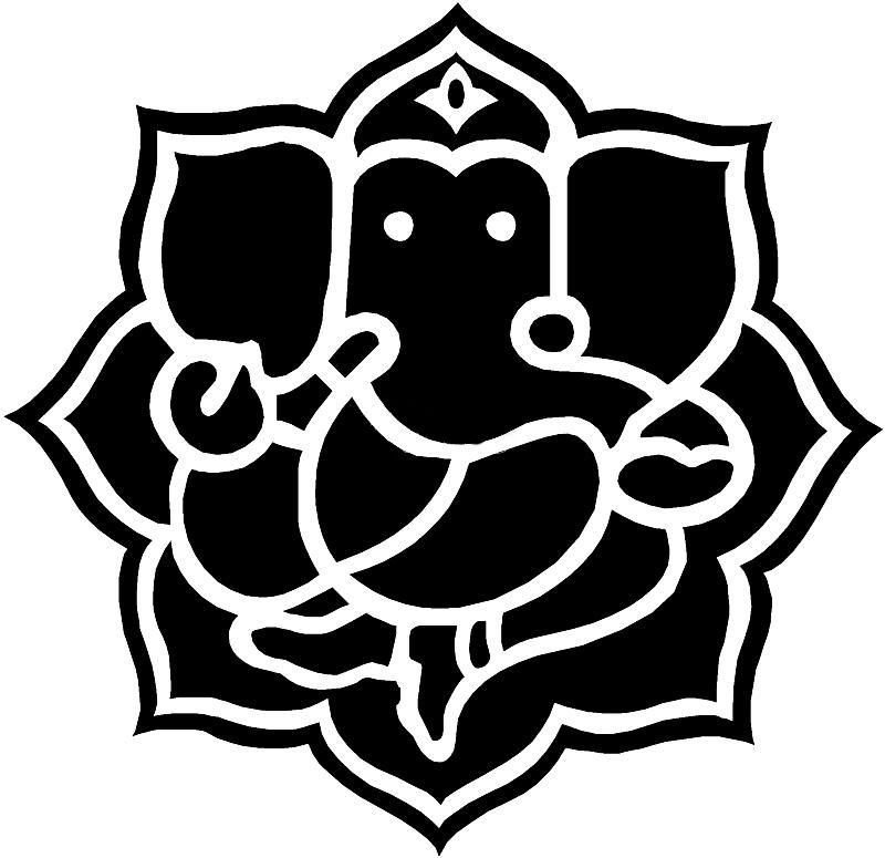 800x775 Sketch Of Ganesha Greeting Cards Coloring Pages