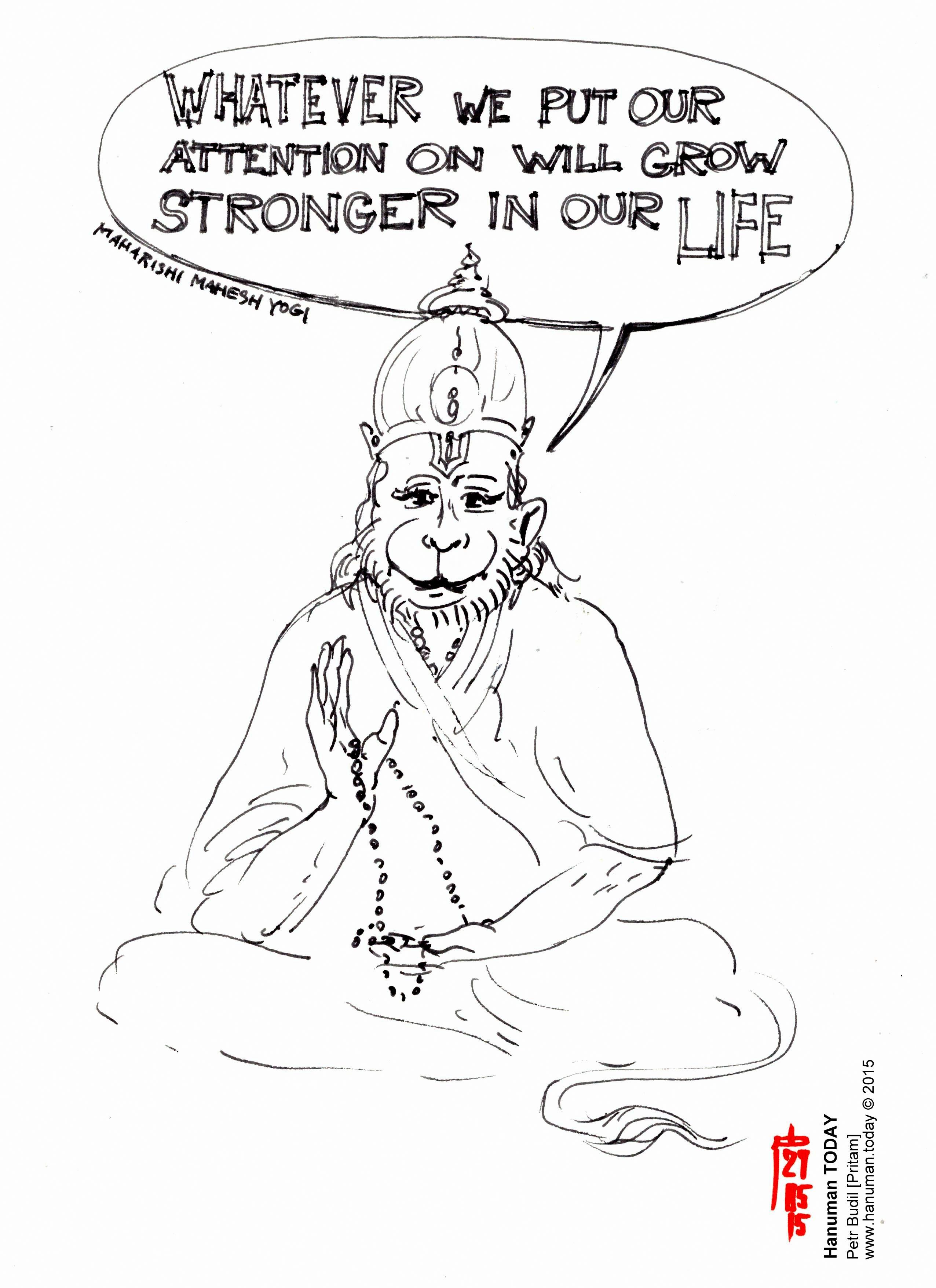 2552x3510 Wednesday, May 27, 2015 Daily Drawings Of Hanuman Hanuman Today