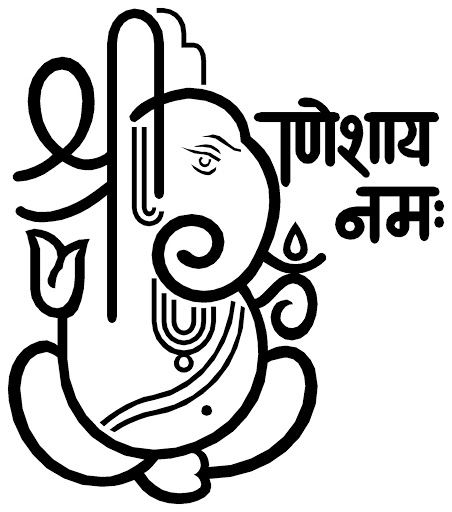 452x512 Clipart Of Ganesh Ji Collection