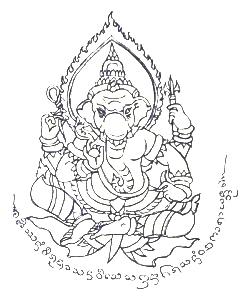 243x300 Muay Thai Tattoos Thailand