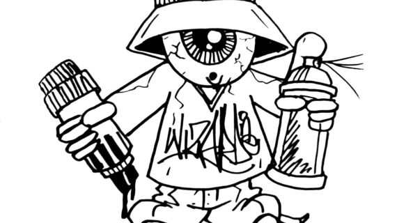 570x320 Draw Gangster Cartoons How To Draw