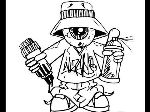 480x360 Luxury Gangster Cartoon Drawings