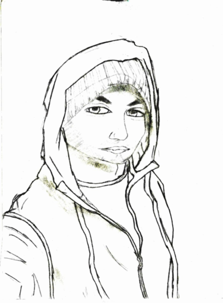 Image of: Pictures 900x1221 Gangster Boy By Victorialynette Matsnilssonmma Gangster Drawing Pictures At Getdrawingscom Free For Personal Use