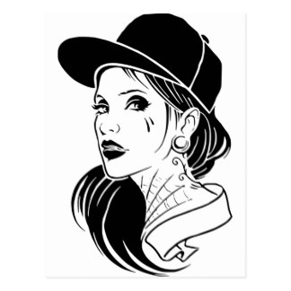 324x324 Gangster Girl Gifts On Zazzle Au