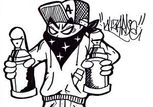 300x210 Graffitis De Mickey Mouse Gangster