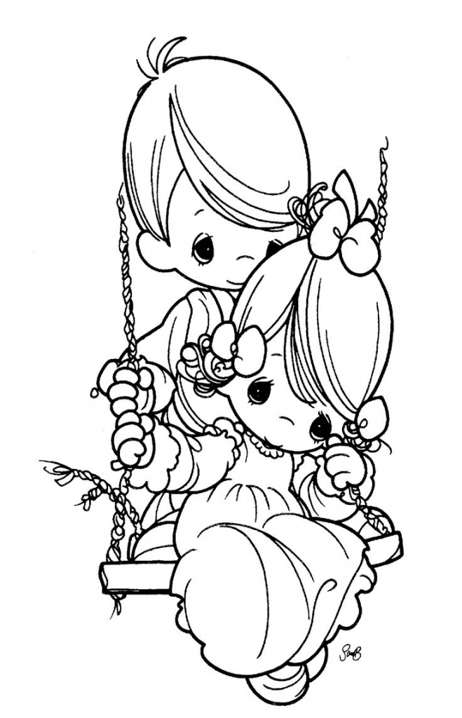 659x1024 Precious Moments Drawings Precious Moments Images Clipart Free