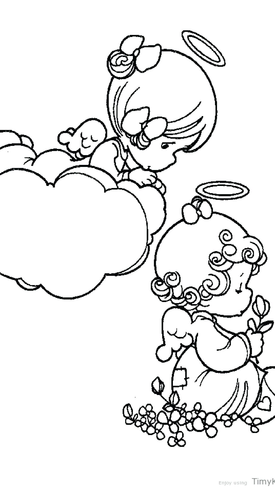 1080x1920 Coloring Coloring Pages Precious Moments Boy Image Source Free