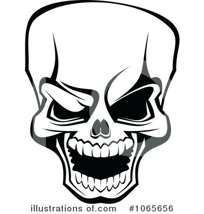 400x420 Free Pics Of Skulls Day The Dead Gangster Skull Tattoo Designs