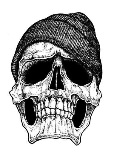 392x535 Skulls Art Black And White Creepy White Design Black Grunge Artist