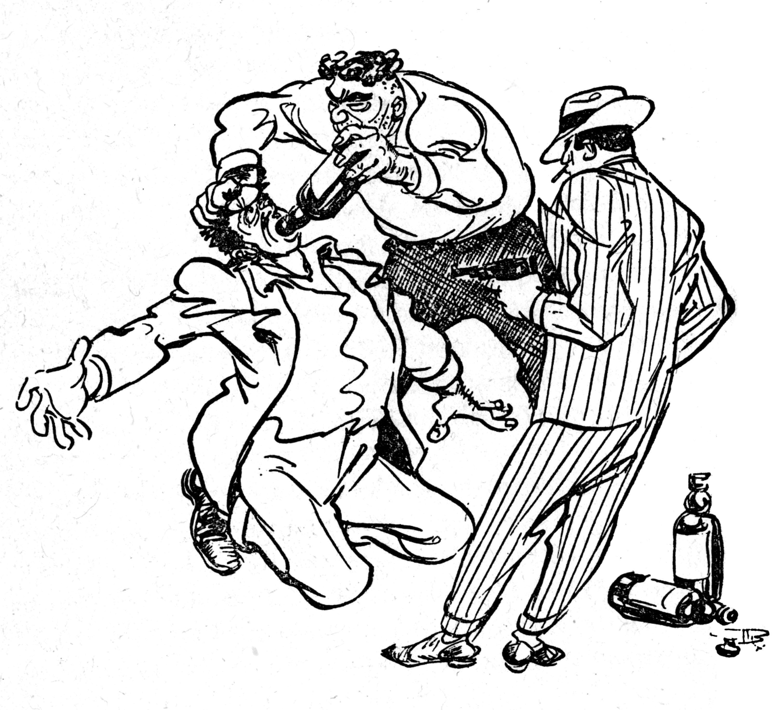 3236x2948 Gangster Cartoon Drawings Cartoon Snap Gangsters, Gunsels, Crooks