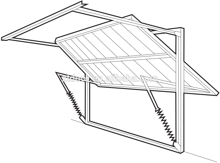 Garage Door Drawing At Getdrawings Com Free For Personal