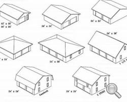 250x200 Steel Garage Steel Framing Kits For Sale Lth Steel Structures