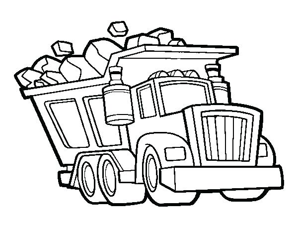600x470 Old Truck Coloring Pages Old Truck Coloring Pages Pickup Truck