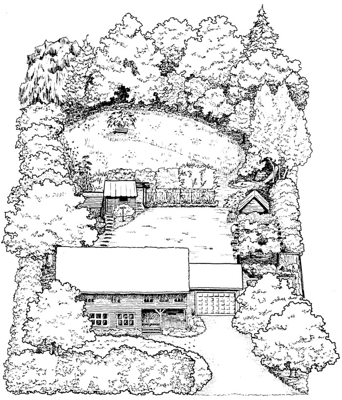700x820 Designing A Holistic Garden The Holistic Garden