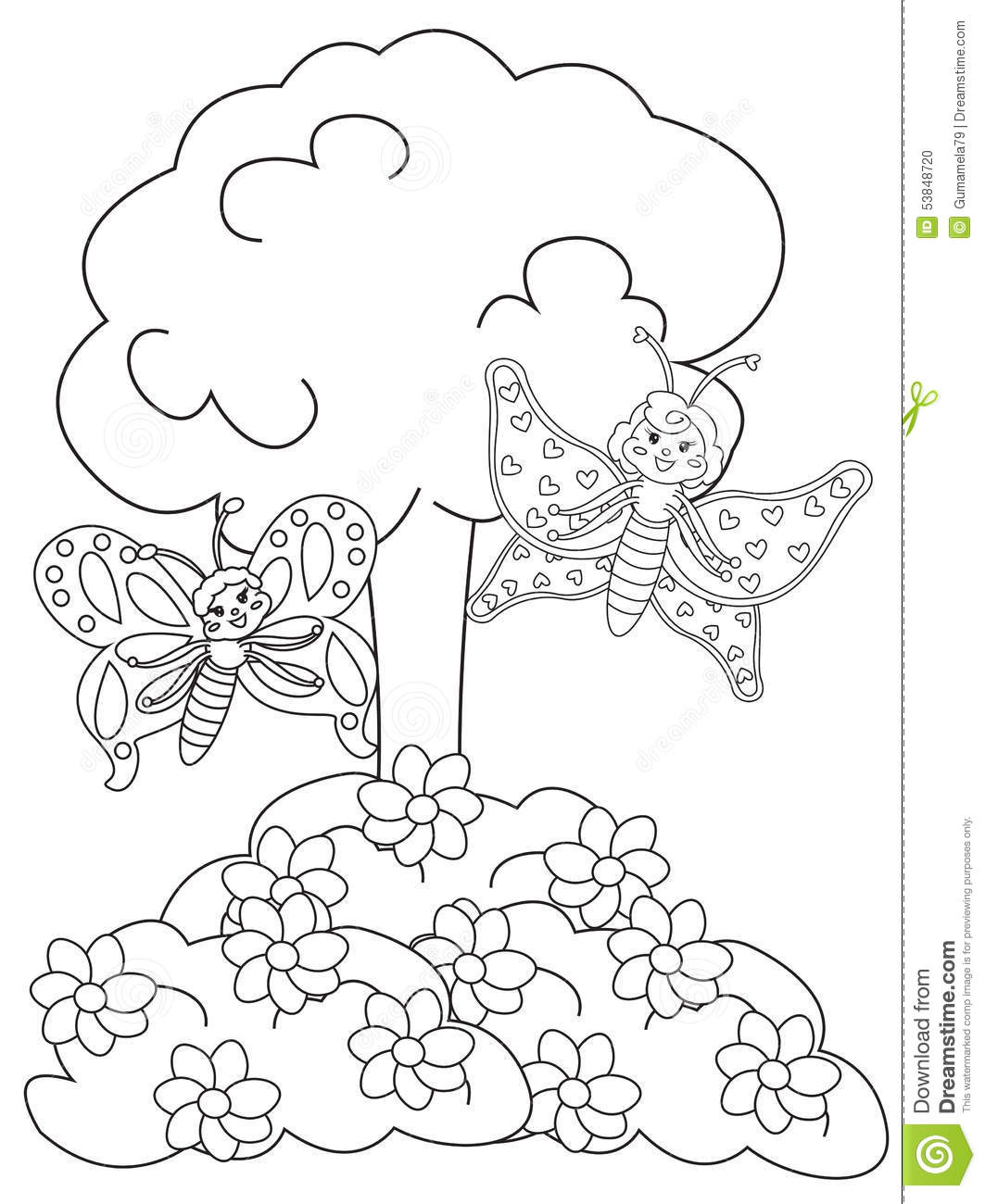1063x1300 Cool Flower Garden Drawings Images