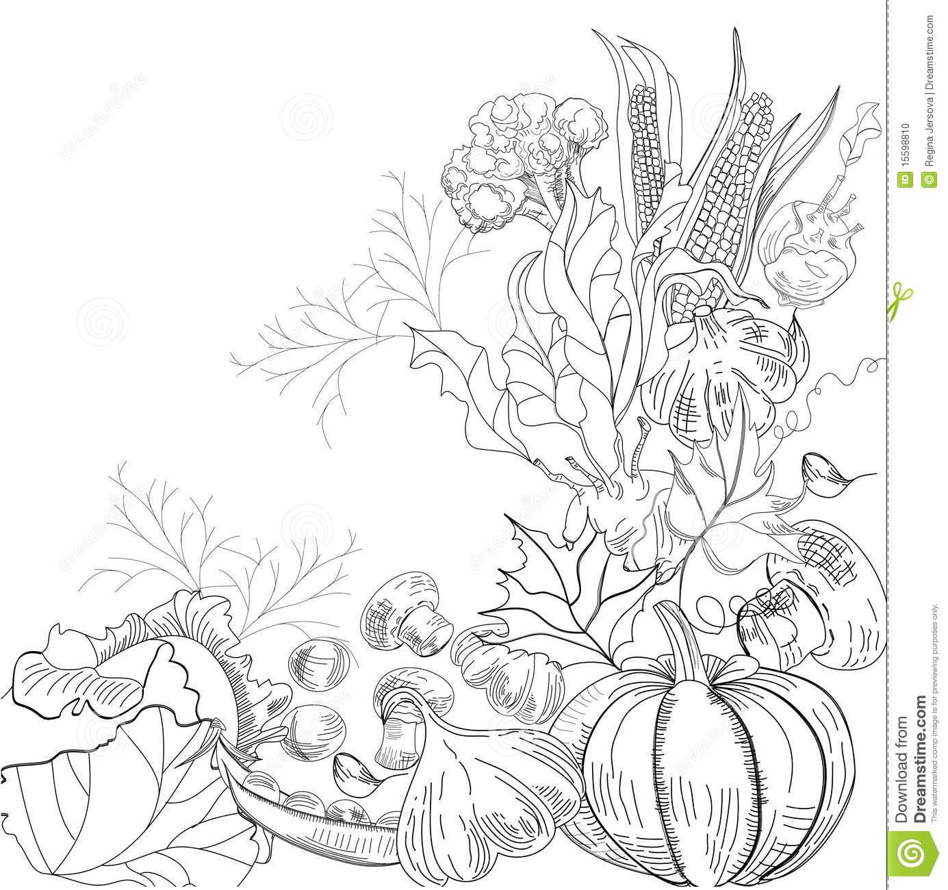 1385x1300 Garden Sketch