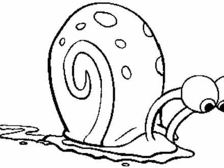 Gary The Snail Drawing at GetDrawings.com | Free for personal use ...