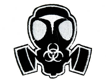 340x270 Drawn Gas Mask Bio