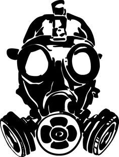 236x310 Gas Mask Tattoo Pin Gas Mask Skull Tattoo Artistsorg