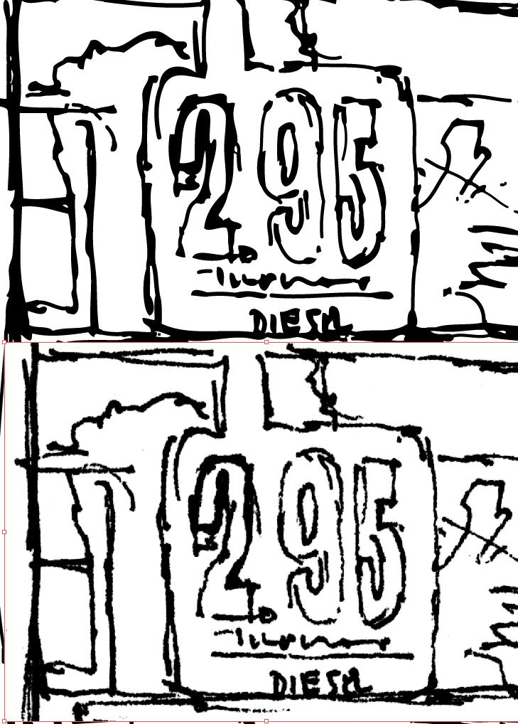729x1018 Chris Breier Gas Pump Drawing