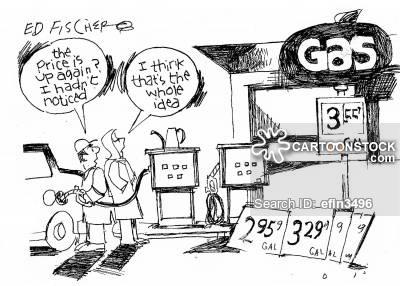 400x286 Gas Station News And Political Cartoons