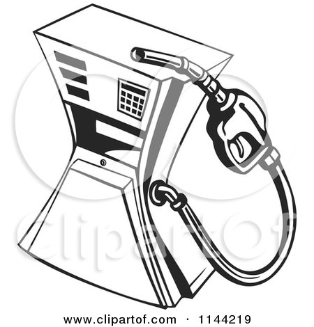 450x470 Royalty Free (Rf) Gas Pump Clipart, Illustrations, Vector Graphics