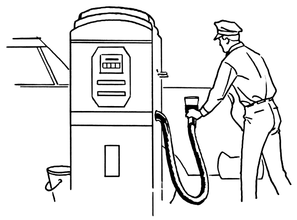 600x446 Gas Pump