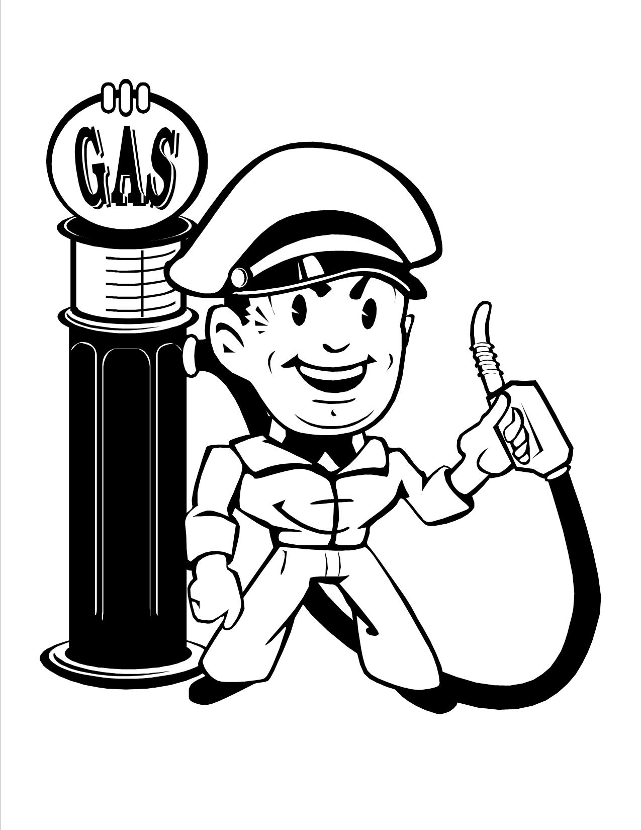 1275x1650 Guy With Gas Pump Imconfident