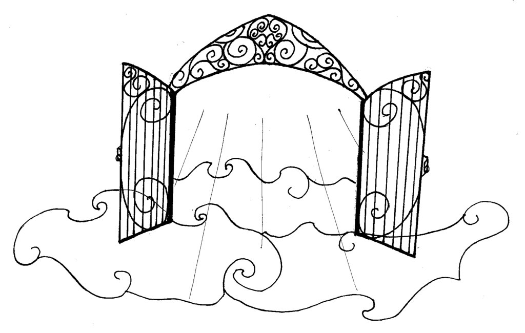 1024x650 Pearly Gates By Aquabluejay