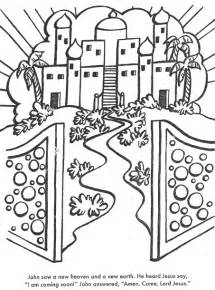 215x290 Heaven Coloring Pages