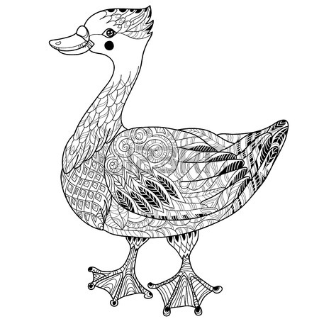 450x450 188 Christmas Goose Stock Illustrations, Cliparts And Royalty Free