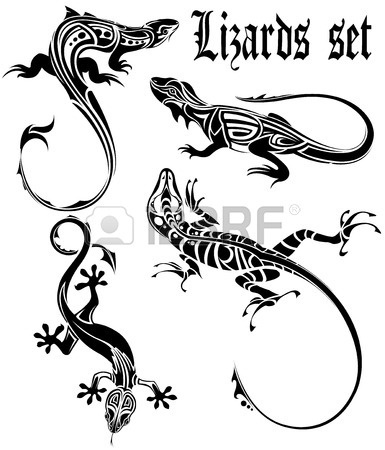 385x450 Gecko Stock Photos. Royalty Free Business Images