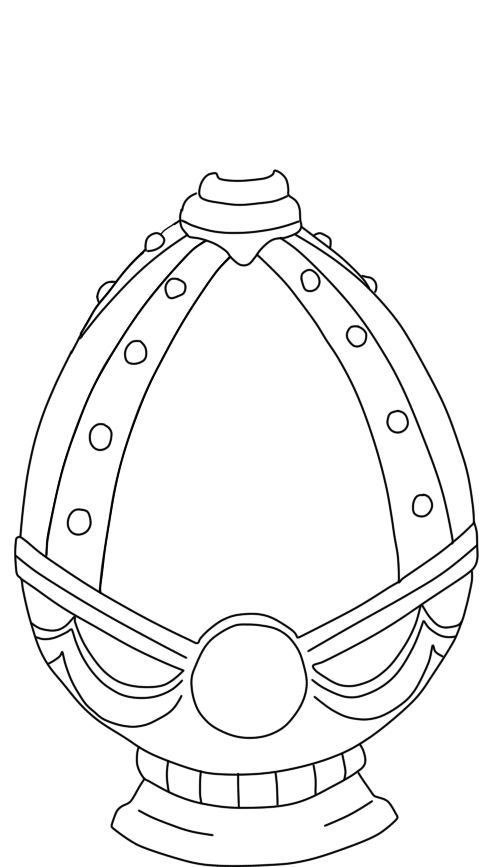 500x867 Soul Gem Lineart By A1ice101