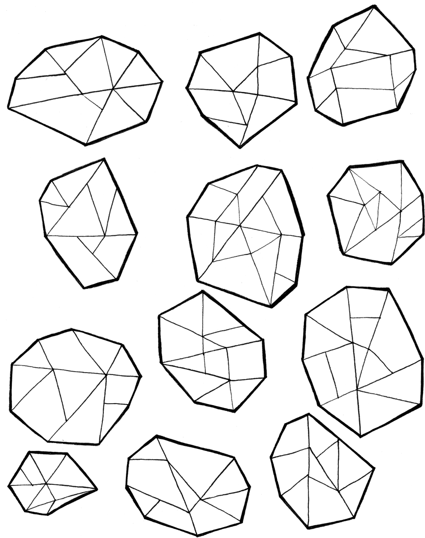 864x1093 Gemstone Coloring Pages