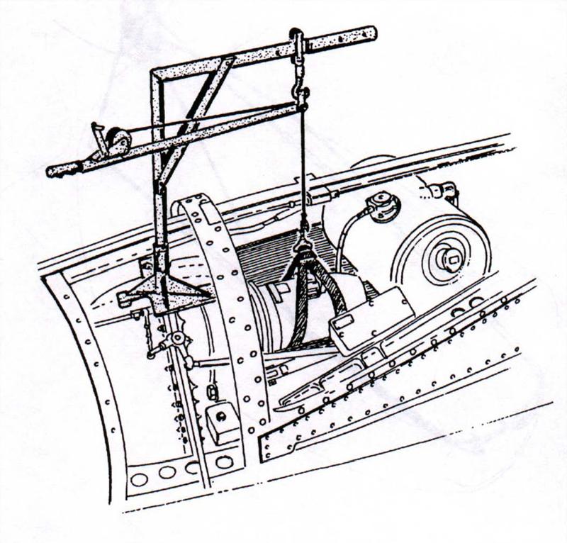 800x766 Hoist Set, Generator