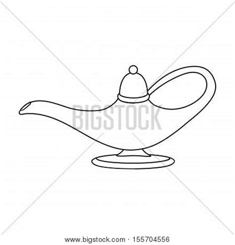 474x495 Genie Lamp White Style