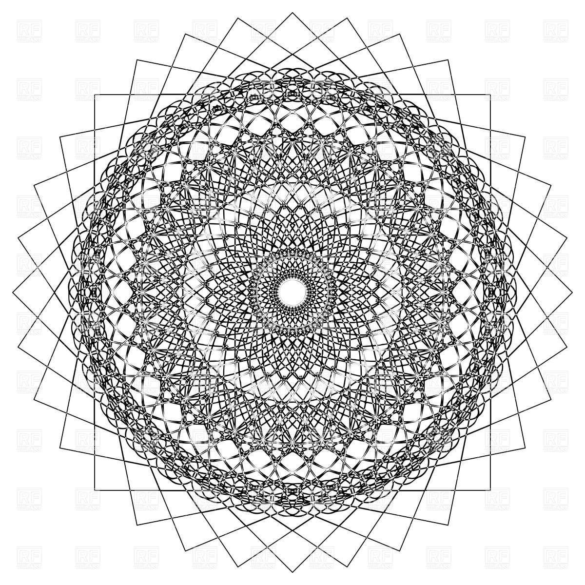 1200x1200 Perfect Designs Of Geometric Shapes Awesome Ideas