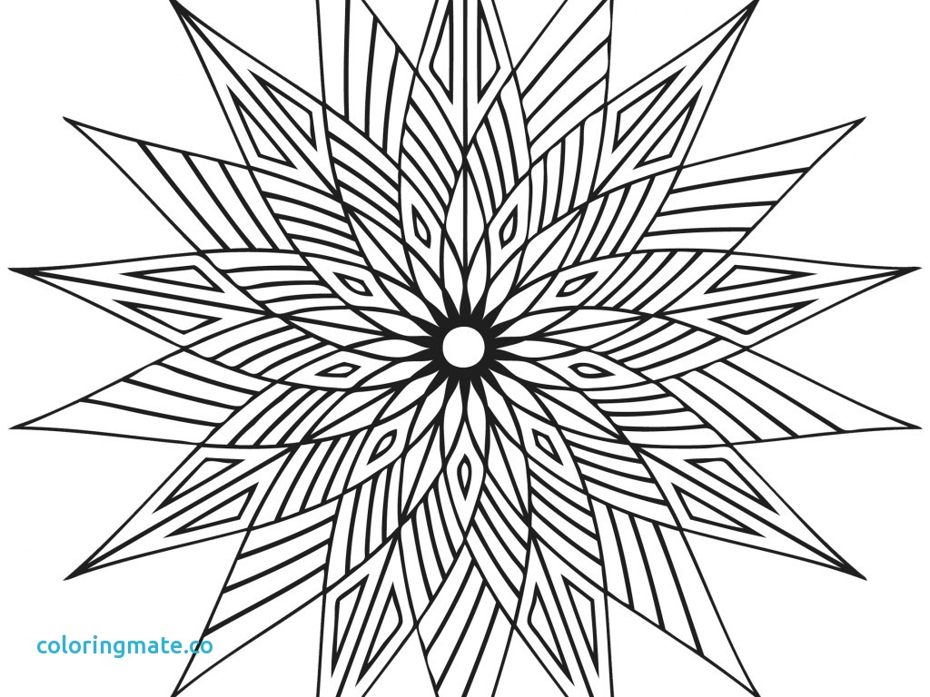 1024x768 Coloring Pages Love Beautiful Cool Geometric Designs Coloring Page