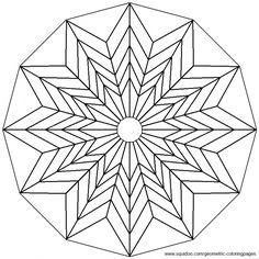 236x236 Coloring Mandalas Tourmaline More Mandalas