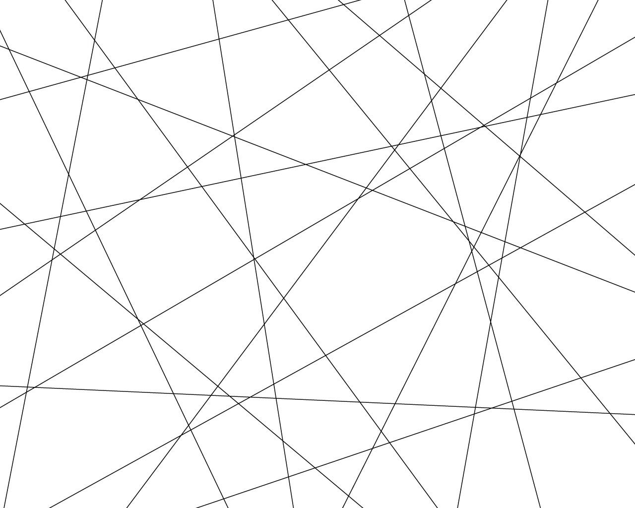 1280x1024 Geometric Lines Julia Linn