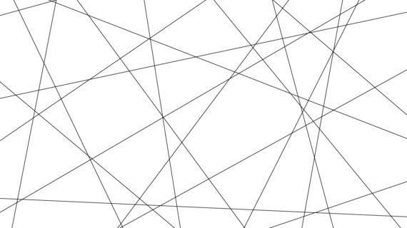 570x320 Black And White Line Drawing Wallpaper Black And White Geometric