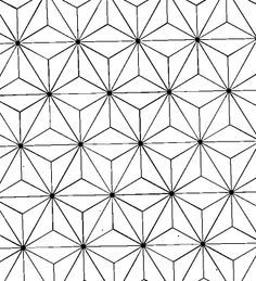 Geometric Patterns Drawing