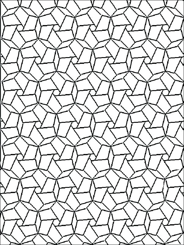 602x802 Pattern Coloring Books And Best Images About Geometric Coloring