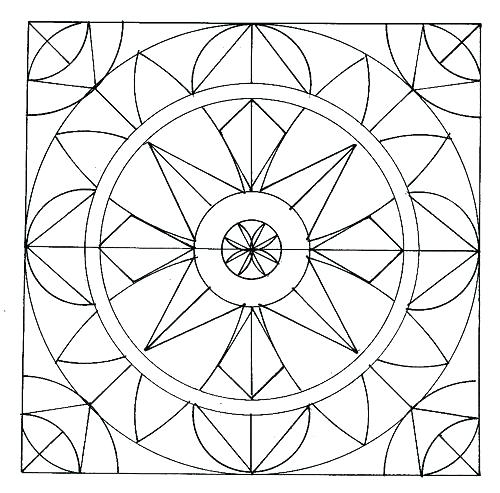 500x493 Pattern Coloring Pages Coloring Patterns Pages Pattern Coloring