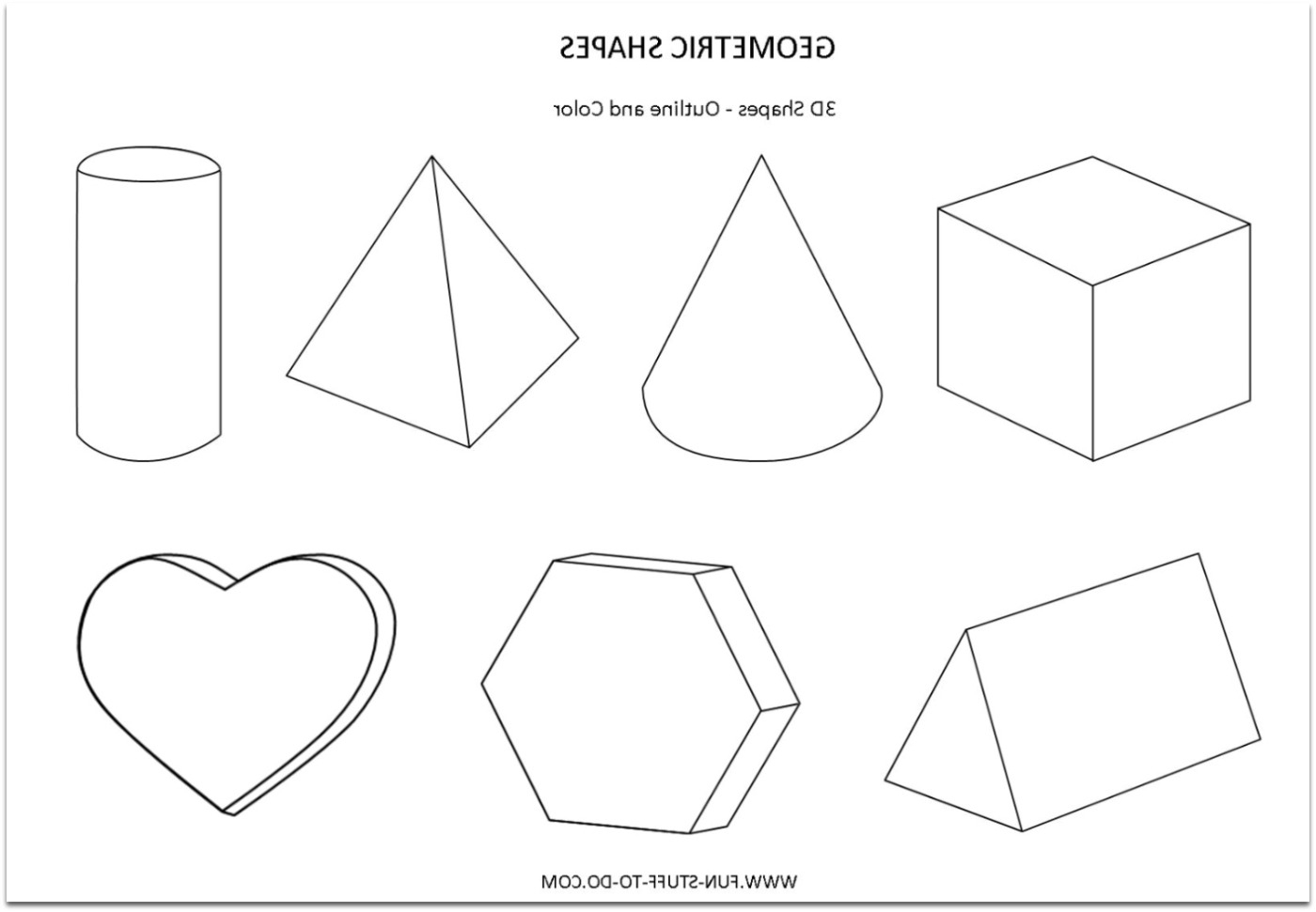 Geometric Shape Drawing
