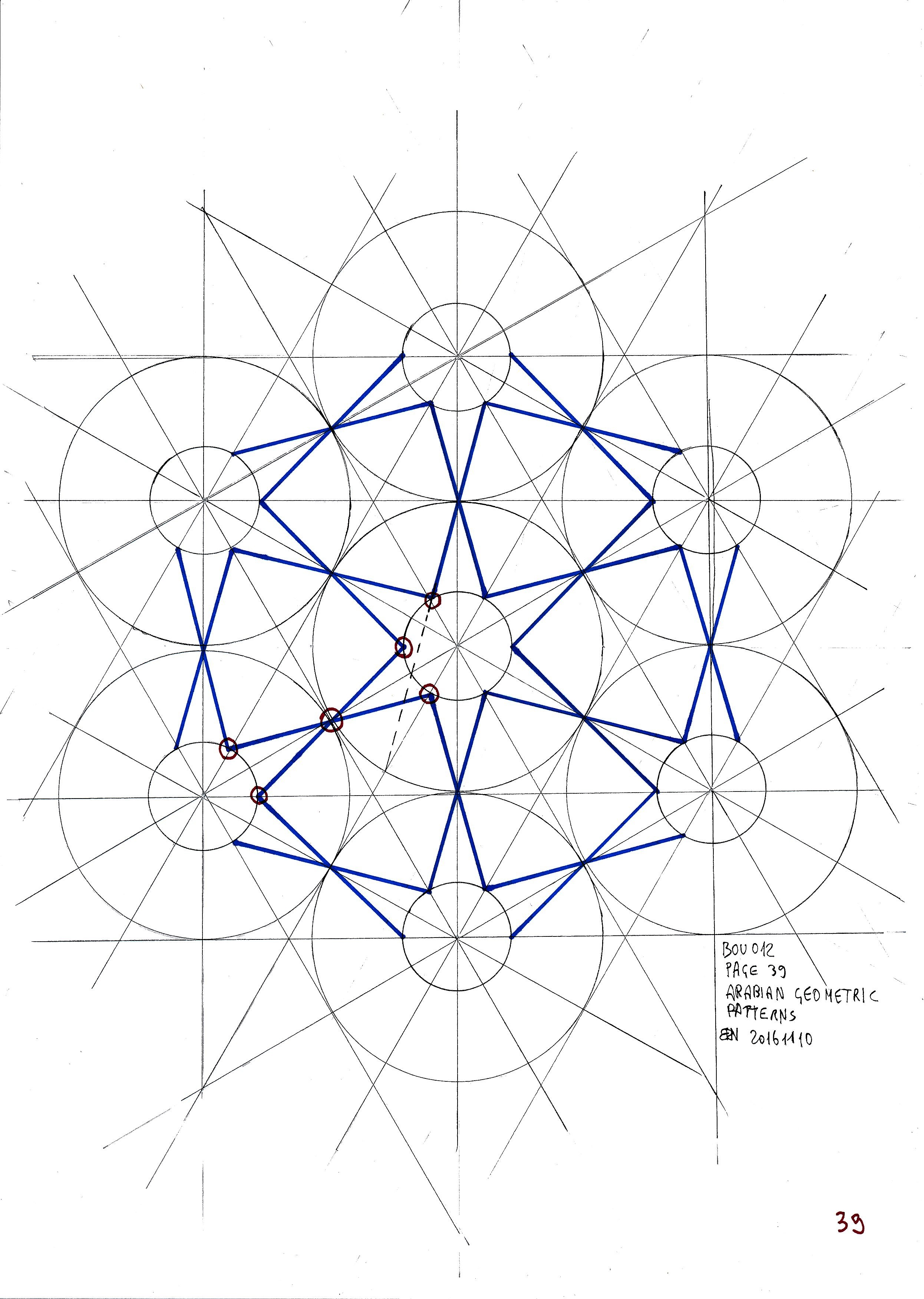 2492x3504 More More Sacred Geometry Star, Islamic And Patterns