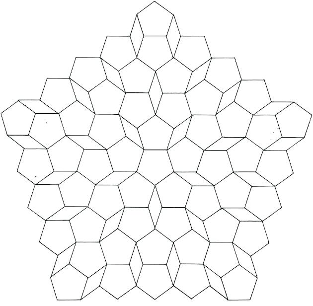 630x616 Pentagon Coloring Page Draw Geometric Shapes Coloring Page Vector