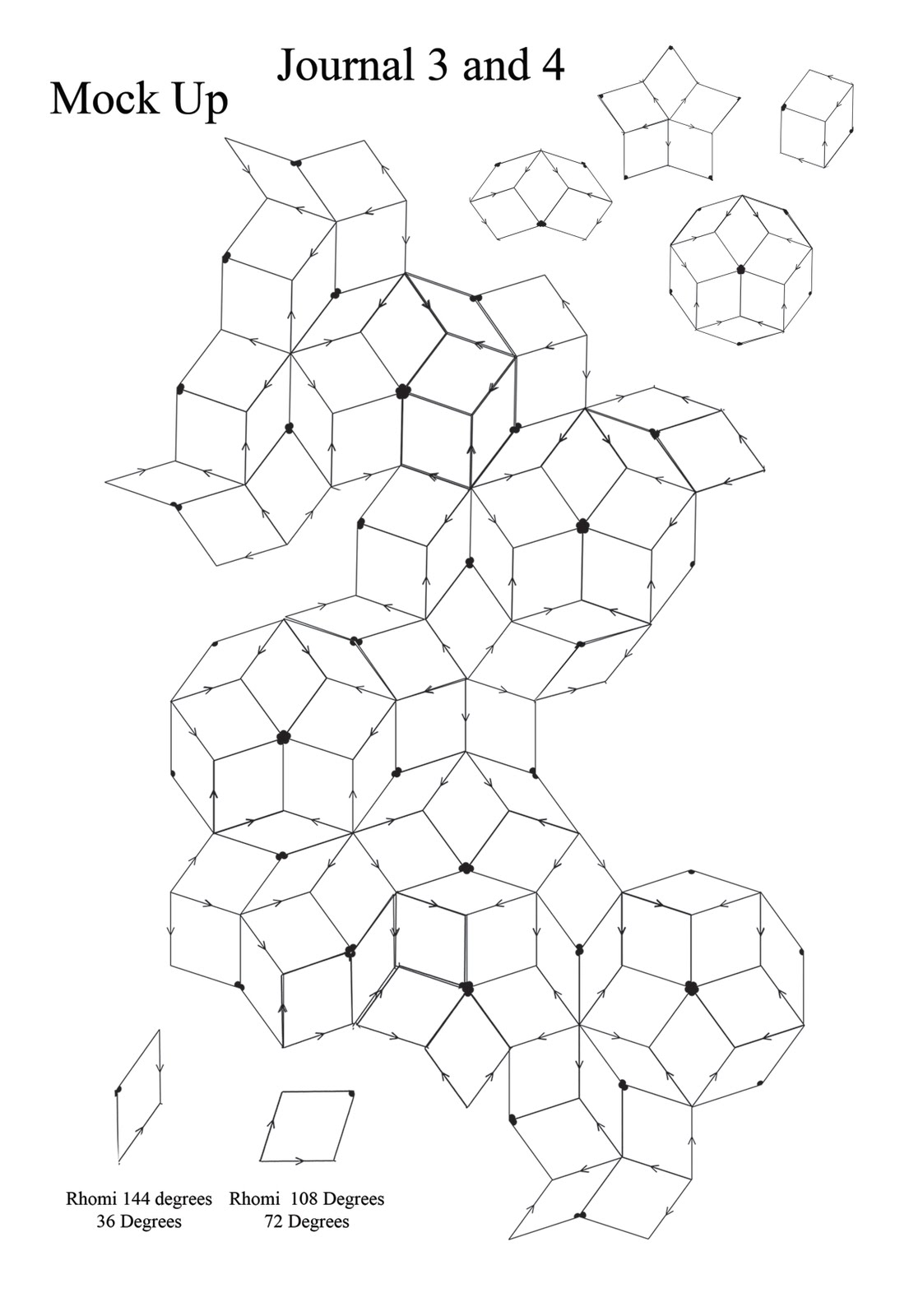 Geometrical Shapes Drawing at GetDrawings | Free download