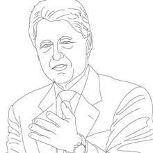220x220 President George W. Bush Coloring Pages