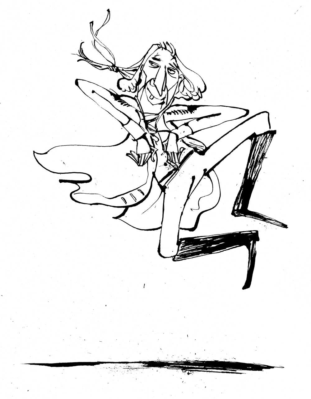 1000x1280 Drawing Prompt George Washington! Bobbledy Books